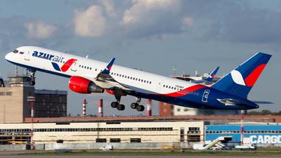 VQ-BKF - Boeing 757-28A - Azur Air