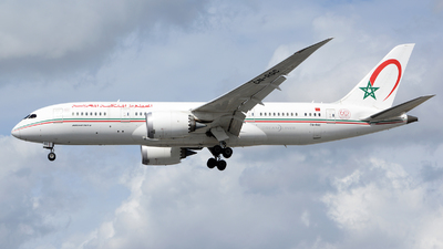 A picture of CNRGC - Boeing 7878 Dreamliner - Royal Air Maroc - © Romain Salerno / Aeronantes Spotters