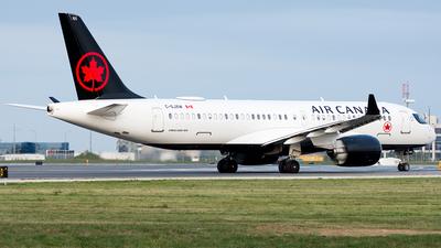 C-GJXW - Airbus A220-371 - Air Canada