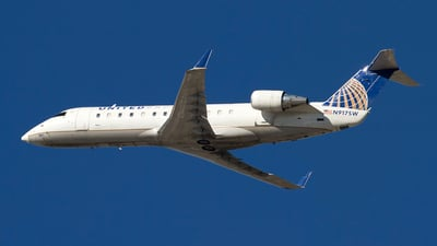 A picture of N917SW - Mitsubishi CRJ200ER - United Airlines - © Jeremy D. Dando