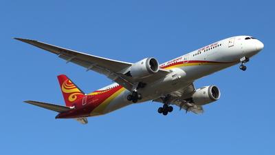 B-1132 - Boeing 787-9 Dreamliner - Hainan Airlines