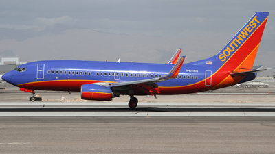 N415WN - Boeing 737-7H4 - Southwest Airlines