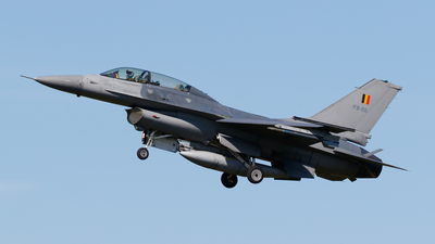 FB-20 - General Dynamics F-16BM Fighting Falcon - Belgium - Air Force