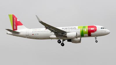 CS-TNU - Airbus A320-214 - TAP Air Portugal