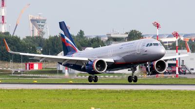 VP-BRG - Airbus A320-251N - Aeroflot
