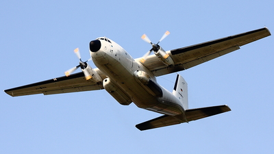 50-90 - Transall C-160D - Germany - Air Force