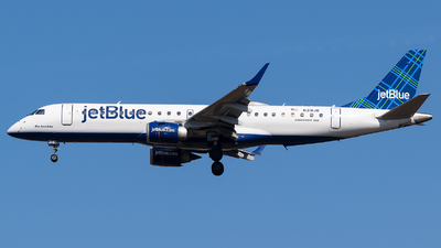 N318JB - Embraer 190-100IGW - jetBlue Airways