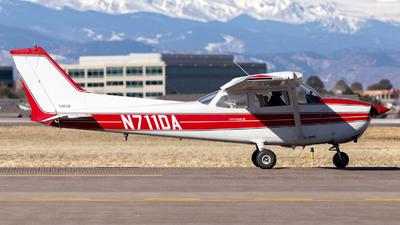 N711DA - Cessna 172N Skyhawk II - Private