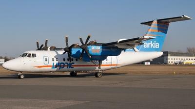 4X-AHG - De Havilland Canada DHC-7-102 Dash 7 - Arkia Israeli Airlines