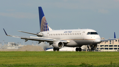 N636RW - Embraer 170-100SE - United Express (Republic Airlines)