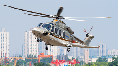 B-70UL - Agusta-Westland AW-139 - Shanghai Kingwing General Aviation