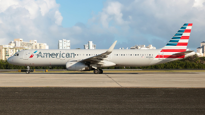N998AN - Airbus A321-231 - American Airlines