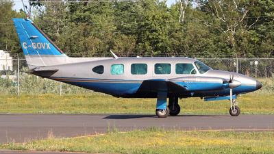 C-GOVX - Piper PA-31-310 Navajo - Les Levés Aéroscan