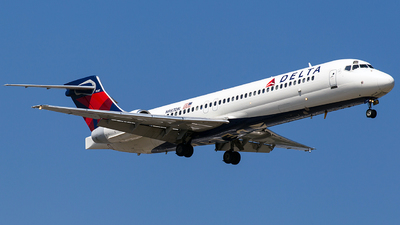 N987DN - Boeing 717-23S - Delta Air Lines