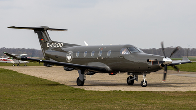 D-FOOD - Pilatus PC-12/47E - Private
