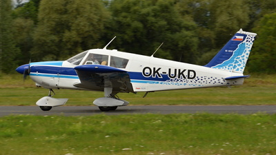 OK-UKD - Piper PA-28-180 Cherokee C - Private