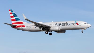 A picture of N894NN - Boeing 737823 - American Airlines - © Felipe Garcia
