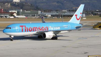 G-BRIG - Boeing 767-204(ER) - Thomsonfly