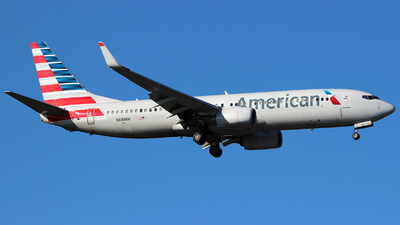 A picture of N898NN - Boeing 737823 - American Airlines - © Andrew E. Cohen