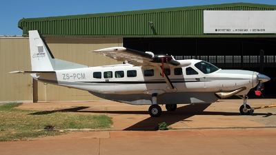 ZS-PCM - Cessna 208B Grand Caravan - Private