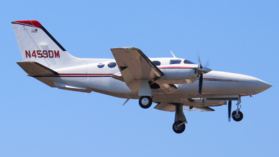 N459DM - Cessna 421C Golden Eagle - Private