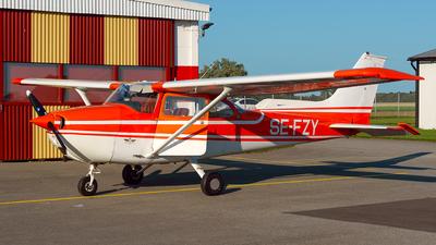 SE-FZY - Reims-Cessna F172M Skyhawk - Private