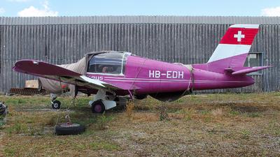 HB-EDH - Morane-Saulnier MS-885 Super Rallye - Private