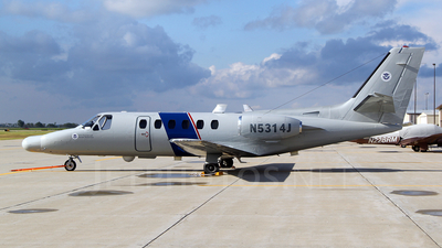 A picture of N5314J - Cessna 550 Citation II - [5500663] - © RyRob