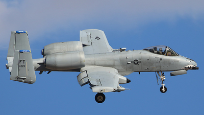 80-0223 - Fairchild A-10C Thunderbolt II - United States - US Air Force (USAF)