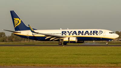 EI-DYV - Boeing 737-8AS - Ryanair
