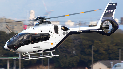 JA135G - Airbus Helicopters H135 - Private