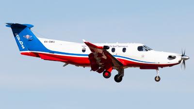 VH-OWU - Pilatus PC-12/47E - Royal Flying Doctor Service of Australia (Western Operations)