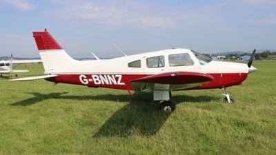 G-BNNZ - Piper PA-28-161 Warrior II - Private