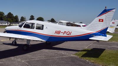 A picture of HBPQI - Piper PA28161 - [2841124] - © Mirko Bleuer