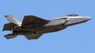 A35-014 - Lockheed Martin F-35A Lightning II - Australia - Royal Australian Air Force (RAAF)