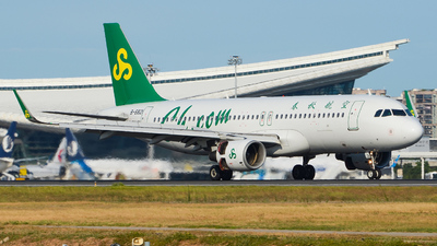 B-6821 - Airbus A320-214 - Spring Airlines