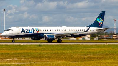 PR-AUP - Embraer 190-200IGW - Azul Linhas Aéreas Brasileiras