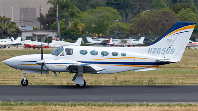 N26588 - Cessna 421C Golden Eagle - Private
