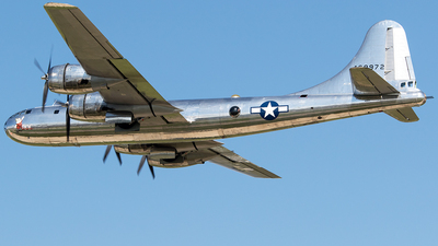 N69972 - Boeing B-29 Superfortress - Private