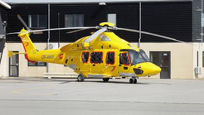 OY-HHV - Airbus Helicopters H175 - Noordzee Helikopters Vlaanderen (NHV)