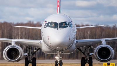 RA-89091 - Sukhoi Superjet 100-95LR - Yamal Airlines