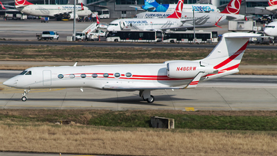 N486RW - Gulfstream G-V - Private