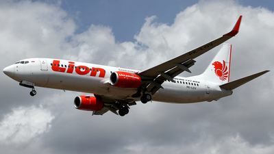 A picture of PKLOV - Boeing 7378GP - Lion Air - © Aldo Levando