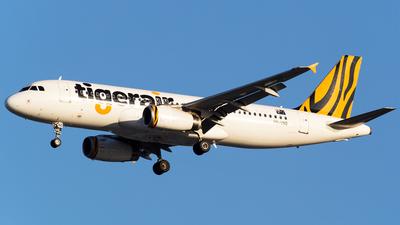 VH-VND - Airbus A320-232 - Tigerair