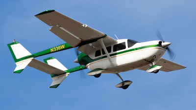 N336W - Cessna 336 Skymaster - Private