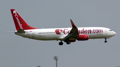 TC-TJM - Boeing 737-8Q8 - Corendon Airlines