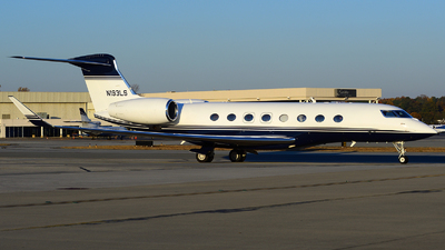 N193LS - Gulfstream G650ER - Private