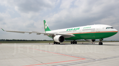 B-16307 - Airbus A330-203 - Eva Air