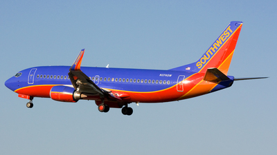N374SW - Boeing 737-3H4 - Southwest Airlines