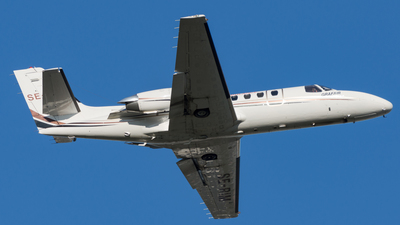 SE-RIM - Cessna 550 Citation II - Grafair